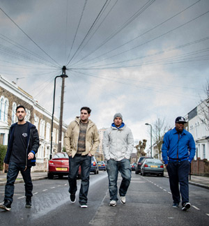 Rudimental Announce UK October 2013 Tour