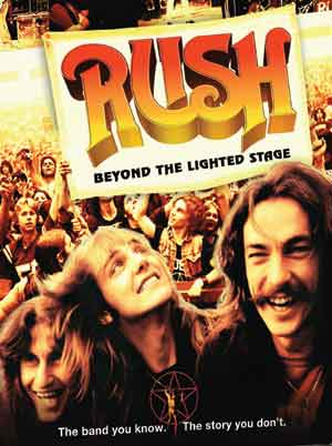 Rush: Beyond The Lighted Stage Gets Additional Screenings. Fans Have Extra Chances To See Tribeca Award-winning Documentary