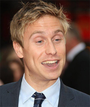 Russell Howard's Good News Returns For A Brand New Series On Thursday 25th April 2013