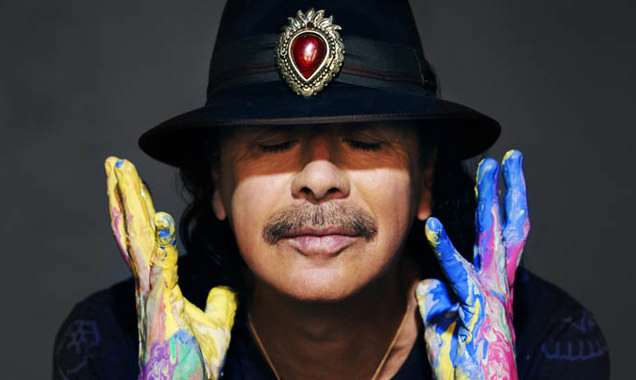 Santana Collaborates With The Biggest Names In Latin Music On Studio Album CorazóN
