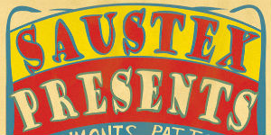 Saustex Records Announces Colossal Sxsw Showcase And Party Schedule