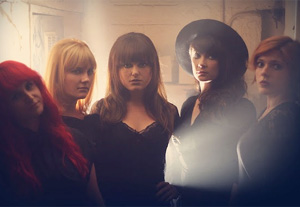 September Girls To See Us Release 'Cursing The Sea' Out March 11th 2014