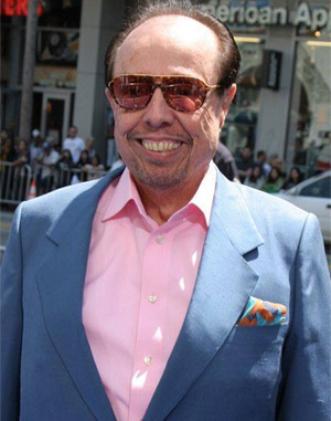 Sergio Mendes London Gig Revealed 14th July 2012