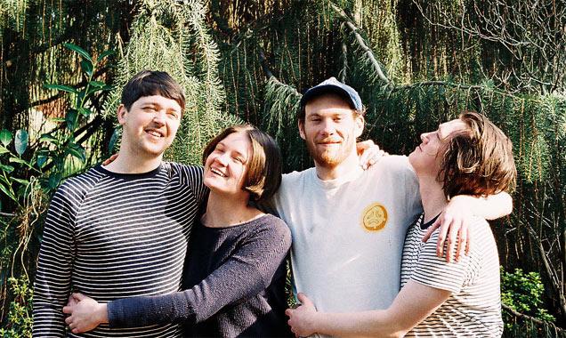 Sex Hands Announce Debut Album 'Pleh' Out 28th July 2014
