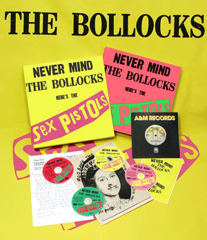 Sex Pistols Reveal Sneak Peek At 35th Anniversary Super Deluxe Boxset