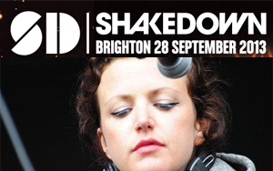 Shakedown 2013 Announce Brand New Audio Arena - Annie Mac, Toddla And More Join The Line Up