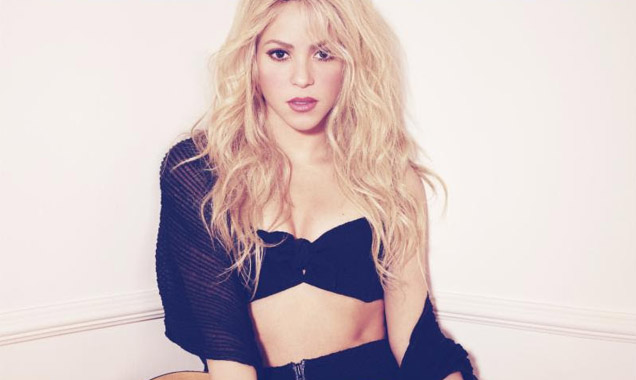 Shakira's Self-titled Album 'Shakira' Out Now