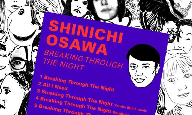 Free Download - Shinichi Osawa - 'Breaking Through The Night' (Eggo Remix) [Listen]