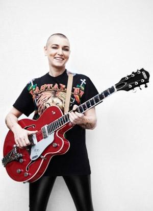 Sinead O'connor Announces Fall Us 2013 Tour Dates To Support Album, How About I Be Me (And You Be You)?