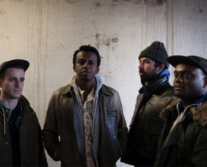 Sinkane Debut Album 'Mars' And April 2013 Tour Details