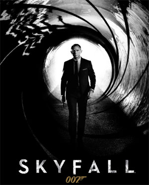 Skyfall Sets New Box Office Record