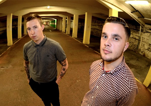Slaves Announce UK Tour In November 2013 With Vuvuvultures
