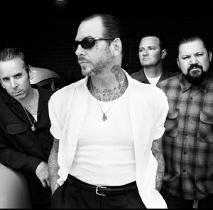 Social Distortion Release New Single 'Gimme The Sweet And Lowdown' On July 4th 2011