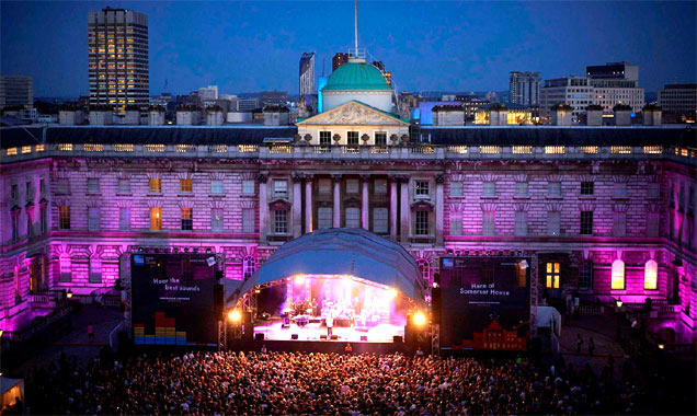 Somerset House Summer Series Announces Support Acts; Mnek, Jess Glynne, Kiesza Plus Many More