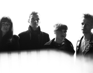 Sons & Daughters Announce Autumn Tour 2011 And New Single 'Rose Red'