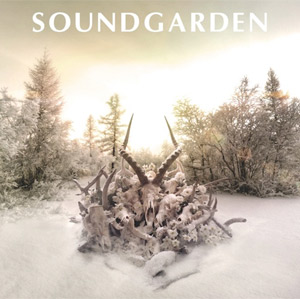Soundgarden Reveal Full Details Of New Album 'King Animal'