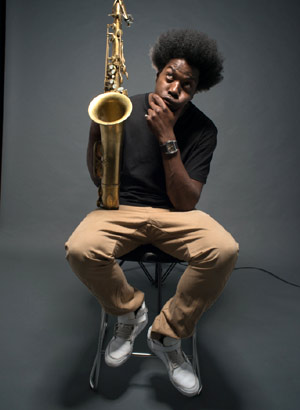 Soweto Kinch Presents A Unique Staged Performance Of His Upcoming Album The Legend Of Mike Smith
