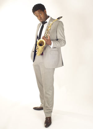 Soweto Kinch Returns To The Albany, Deptford, As Part Of The London Jazz Festival November 2011
