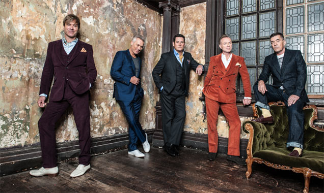Spandau Ballet Announce UK And Ireland 'Soulboys Of The Western World Live' Arena Tour 2015