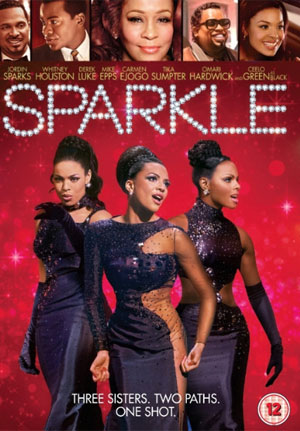 Whitney Houston's Final Film 'Sparkle' Out On Dvd In The UK On 11th February 2013