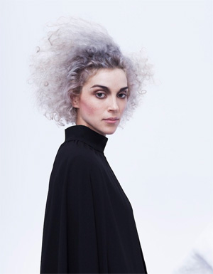 St. Vincent Announces European February 2014 Tour Details