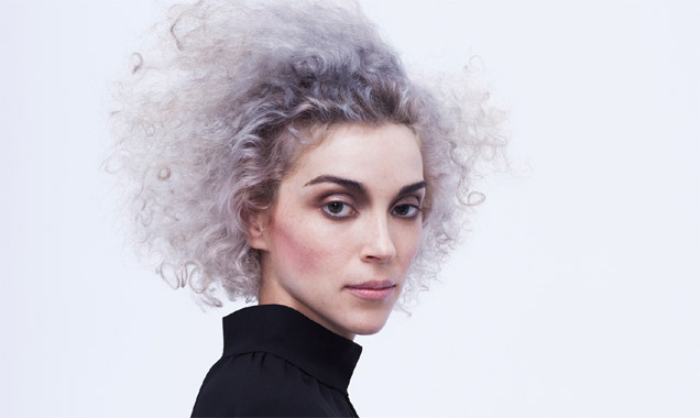 St. Vincent Announces New Single 'Rattlesnake' Out In The UK On November 3rd 2014 [Listen]