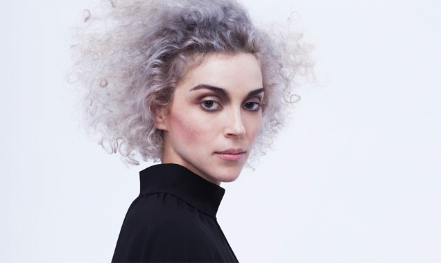 St. Vincent Announces Spring 2014 New European Live Shows