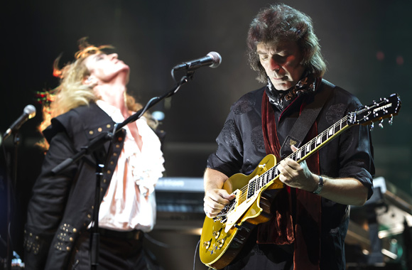 Steve Hackett Releases Live Dvd Of Royal Albert Hall Genesis Revisited Show Plus Announce Spring 2014 UK Tour
