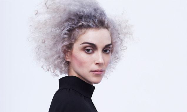 St. Vincent Announces New Single 'Prince Johnny' To Be Released In The UK On The 12th May 2014 [Listen]
