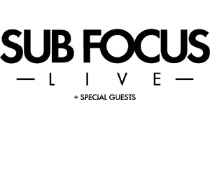 Sub Focus Announce New Single 'Turn Back Time' Released 2nd December 2013