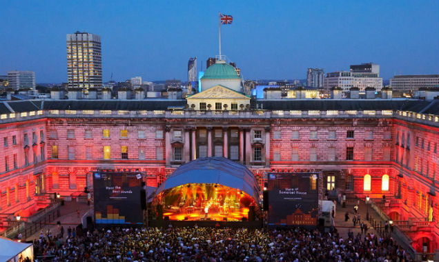 Somerset House Summer Series 2014 Featuring Kelis, Bastille, Franz Ferdinand, Little Dragon And More