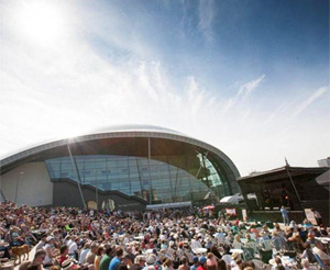Summertyne Americana Festival 2013 Line-up Announced - The Mavericks Plus Many More