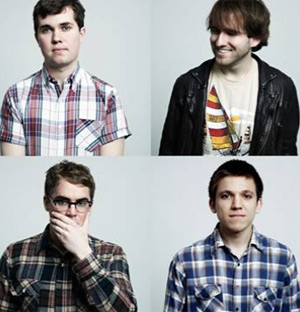 Surfer Blood Will Release The 4 Track Tarot Classics Ep On October 24th 2011