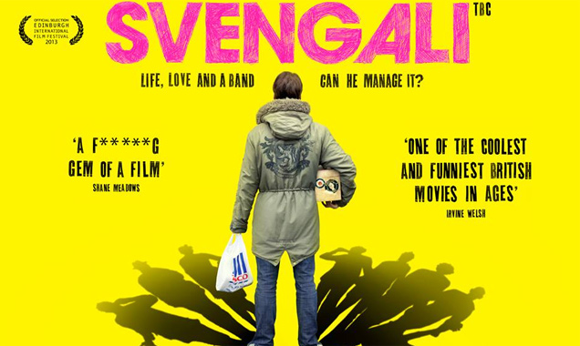 Svengali - Official Soundtrack Of The Motion Picture Released Monday 17th March 2014