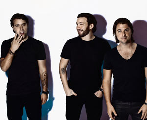 Swedish House Mafia To Play Their Last Ever UK Gig On July 14th 2012
