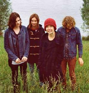 Tame Impala Autumn 2012 UK And European Tour Dates