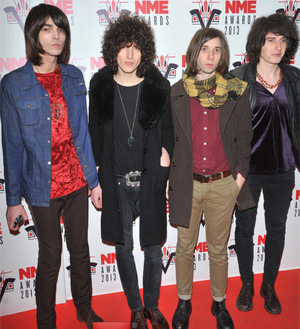 Temples Announce Details Of Headline Winter 2013 North American Tour