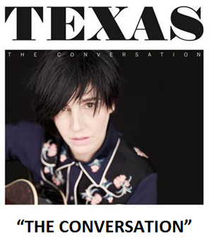 Texas Announces New Album 'The Conversation' Released  May 13th 2013