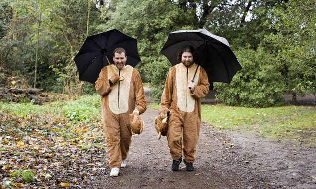 The 2 Bears Debut Autumn 2014 UK Headline Tour Announced