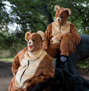 The 2 Bears Debut Album 'Be Strong' Out 30th January 2012