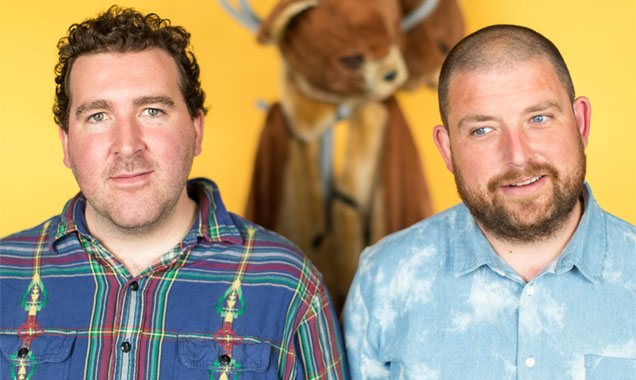The 2 Bears Announce New Album 'The Night Is Young' Out In The UK  13th Oct 2014