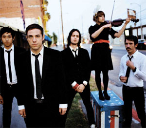 The Airborne Toxic Event Return With Winter 2012/13tour Dates