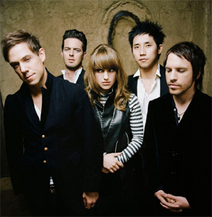The Airborne Toxic Event Announce New Album 'Such Hot Blood'  Out October 7th 2013