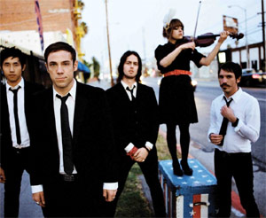 The Airborne Toxic Event Announce First Leg Of 2013 Us Spring Tour