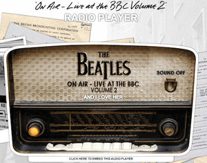 The Beatles 'On Air - Live At The Bbc Volume 2' The Album Is Released On November 11th 2013
