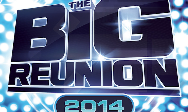 The Big Reunion 2014 - The Official Album Released March 3rd 2014