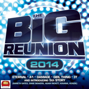 The Big Reunion 2014 Official Album Released March 3rd 2014
