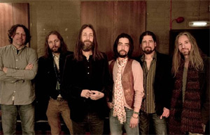 The Black Crowes Announce Final 2013 Concert In San Francisco December 14th 2013