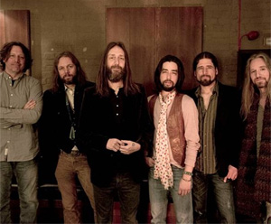The Black Crowes Announce Autumn 2013 Us Fall Tour Dates