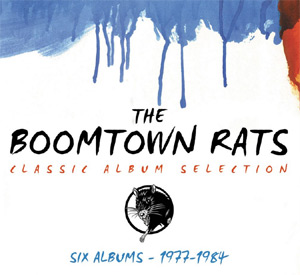 The Boomtown Rats Announce Classic Album Selection Six Albums 1977-1984 Out 21st October 2013